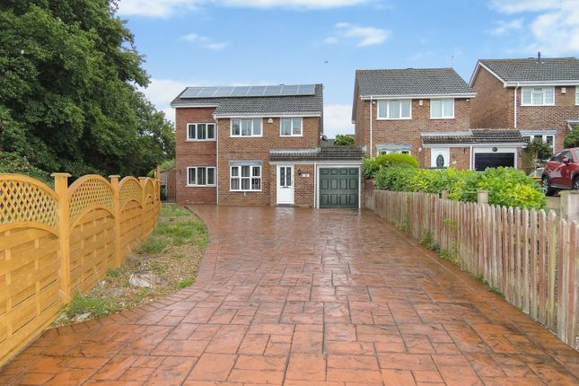 Front/Driveway of Dovey Court, North Common, Bristol BS30