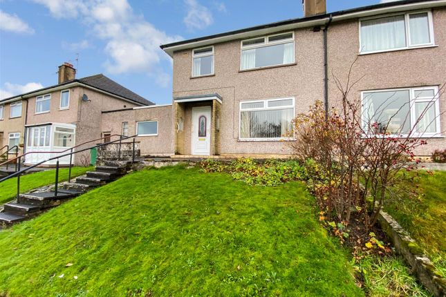 3 bed semi-detached house for sale in Abbeystead Drive, Hala, Lancaster LA1