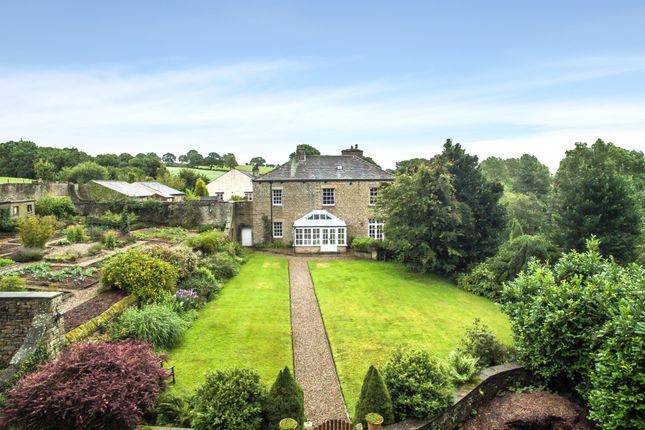 Thumbnail Detached house for sale in Ellergill Lodge, Burton Road, Low Bentham, Lancaster