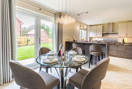 "Thumbnail Detached house for sale in ""Laurieston"" at Bye Pass Road, Davenham, Northwich"