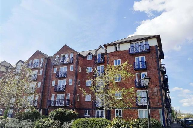 2 bed flat for sale in Cork House, Marina, Swansea SA1