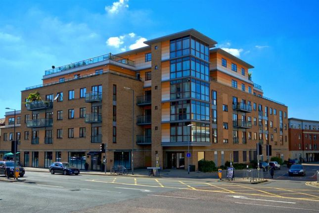 Thumbnail Flat for sale in Hills Road, Cambridge