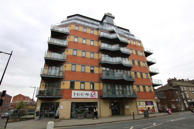 Thumbnail Flat for sale in St. Swithins Square, Lincoln