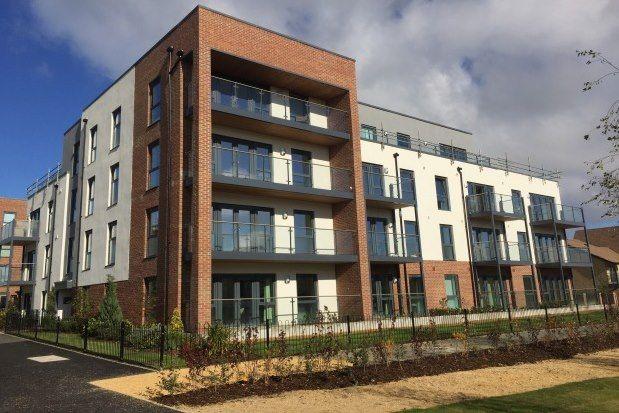 Thumbnail Flat to rent in 16 Atlas Way, Milton Keynes