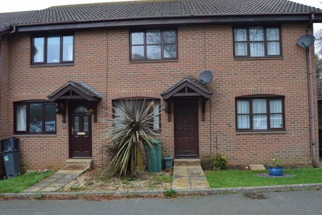 Thumbnail Terraced house to rent in Sunnyside Gardens, Talbot Road, Sandown