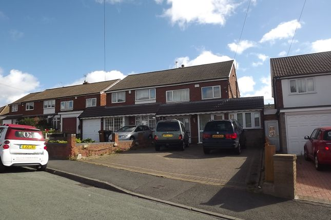 Thumbnail Semi-detached house to rent in Aviemore Crescent, Great Barr, Birmingham