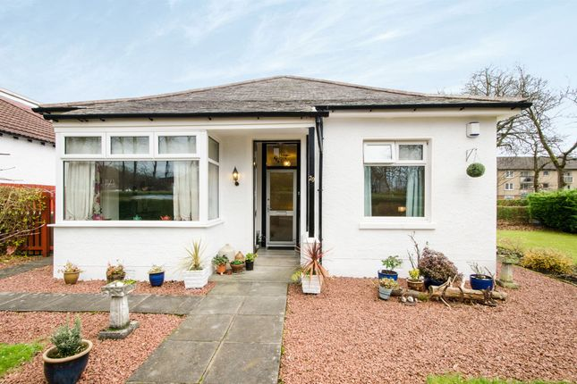 Thumbnail Detached bungalow for sale in Second Gardens, Dumbreck, Glasgow