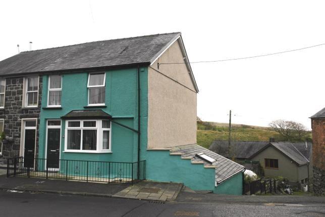 Thumbnail Semi-detached house for sale in Ty Nant, Ffestiniog, Blaenau Ffestiniog, Gwynedd