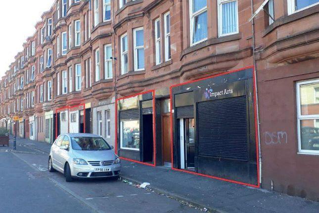Thumbnail Retail premises for sale in Retail Portfolio Sword Street, Glasgow