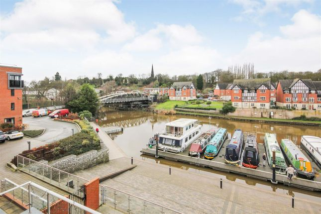 1 bed flat for sale in Marbury Court, Chester Way, Northwich CW9