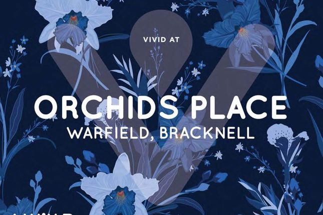 Thumbnail Terraced house for sale in Orchid Place, Warfield
