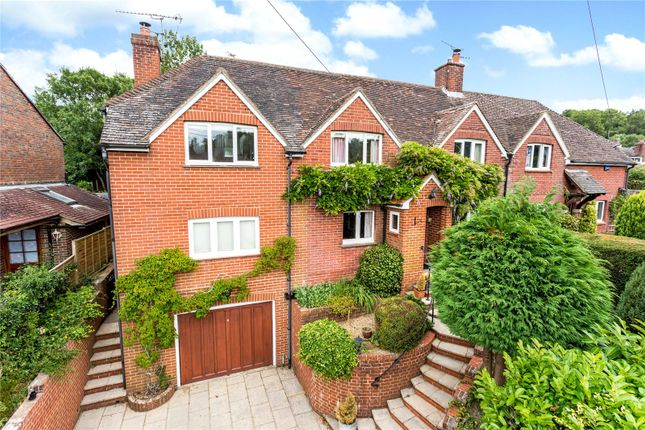 Thumbnail Semi-detached house for sale in Oak Cottages, Yew Tree Lane, Rotherfield, East Sussex