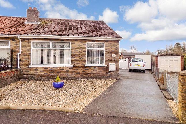 Thumbnail Semi-detached bungalow for sale in Dol Wen, Pencoed, Bridgend .
