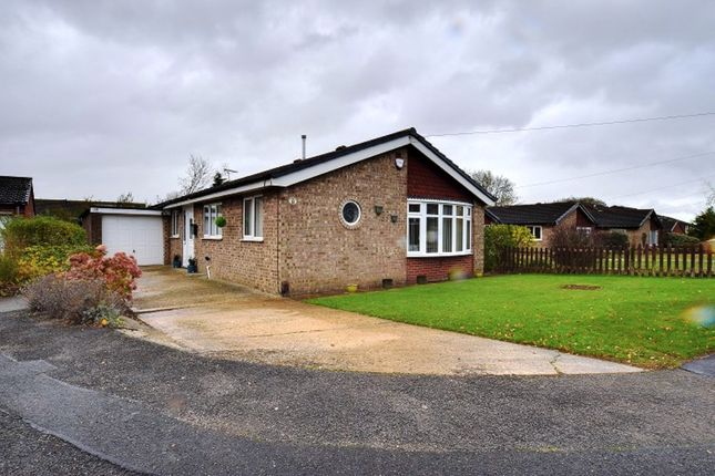 Thumbnail Bungalow for sale in Sunningdale Grove, Heighington, Lincoln, Lincolnshire