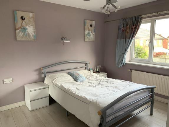 Bedroom One of Honeycomb Way, Northfield, Birmingham, West Midlands B31