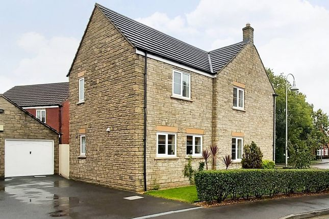 Thumbnail Detached house for sale in Jubilee Way, St Georges, Weston-Super-Mare