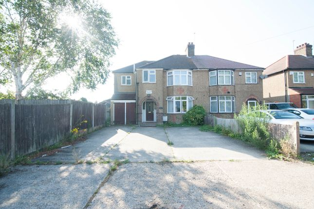 Thumbnail Semi-detached house for sale in Grange Road, Hayes