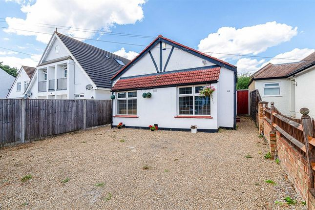 Thumbnail Detached bungalow for sale in Abbotts Road, Cheam