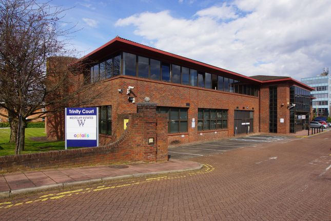 Thumbnail Office to let in Suite A, Trinity Court, Molly Millars Lane, Wokingham