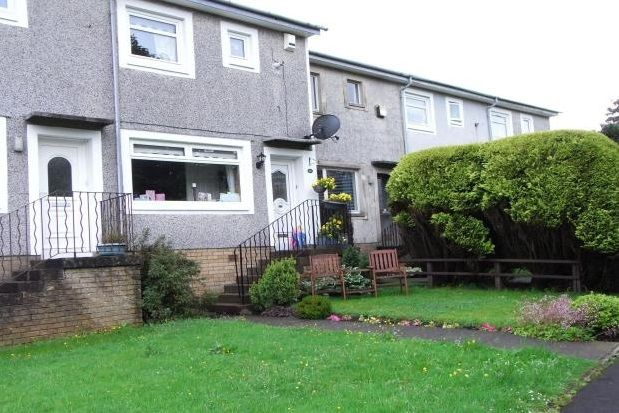 Thumbnail Terraced house to rent in Culzean Crescent, Newton Mearns, Glasgow