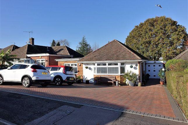 Thumbnail Detached bungalow for sale in Douglas Way, Hythe, Southampton