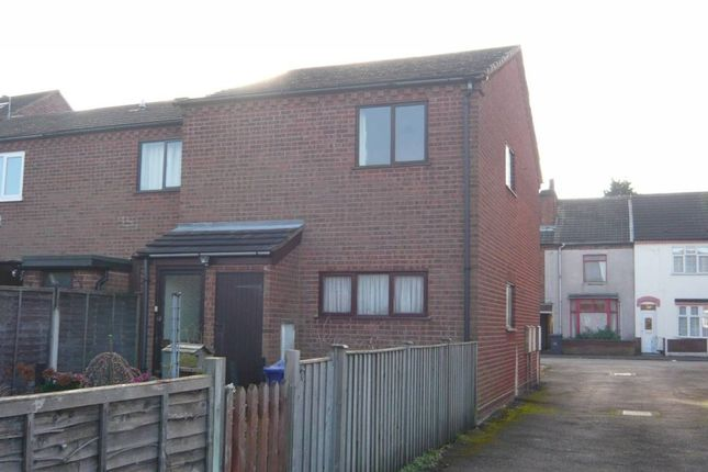 Thumbnail Terraced house to rent in Wyggeston Street, Burton On Trent, Staffs