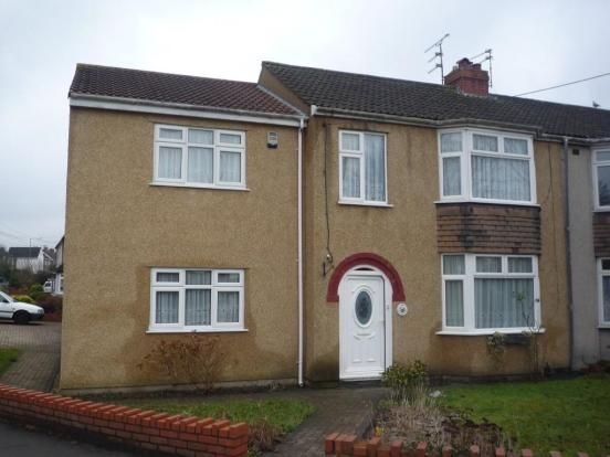 Thumbnail Semi-detached house to rent in Richmond Road, Bristol