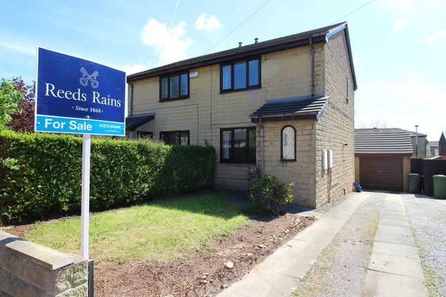 Thumbnail Semi-detached house for sale in Park Street, Gomersal, Cleckheaton
