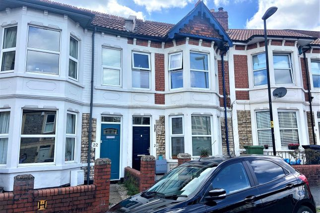 Thumbnail Terraced house for sale in Grove Park Avenue, Brislington, Bristol