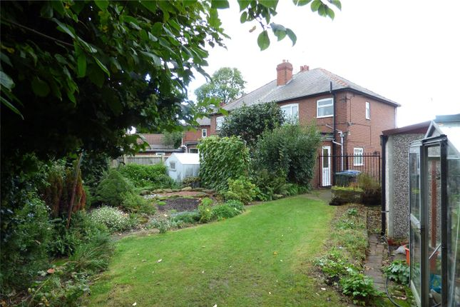 Thumbnail 3 bed semi-detached house for sale in The Crescent, Armthorpe, Doncaster, South Yorkshire