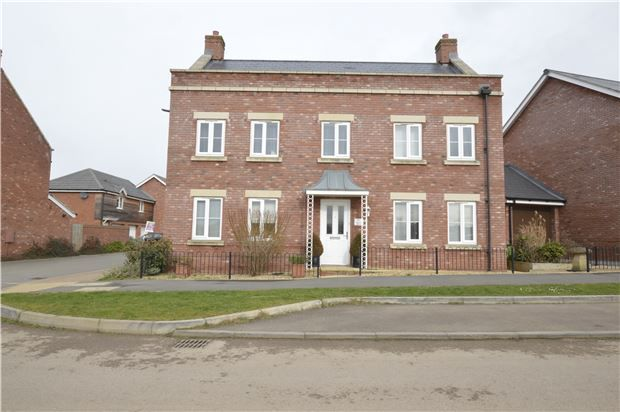 Thumbnail Detached house for sale in Sunrise Avenue, Bishops Cleeve, Cheltenham, Glos