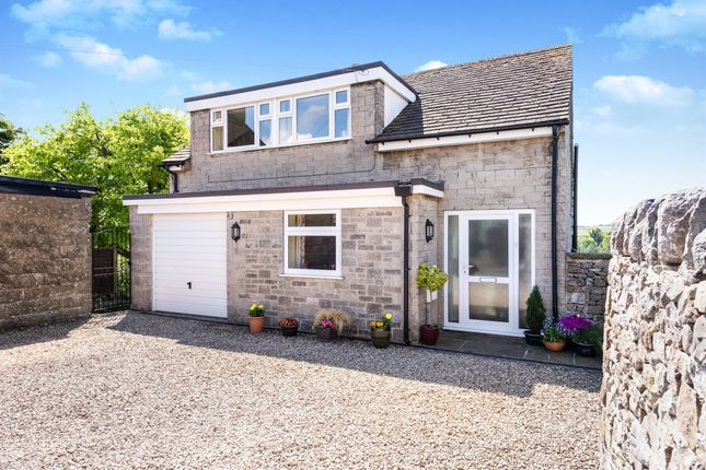 Thumbnail 4 bedroom detached house for sale in Main Street, Over Haddon, Bakewell