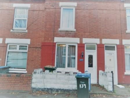 Thumbnail Shared accommodation to rent in Hollis Road, Coventry
