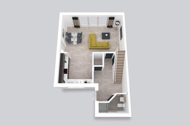 Ground Floor of Dighty Estates, Longhaugh Development, Dundee DD4
