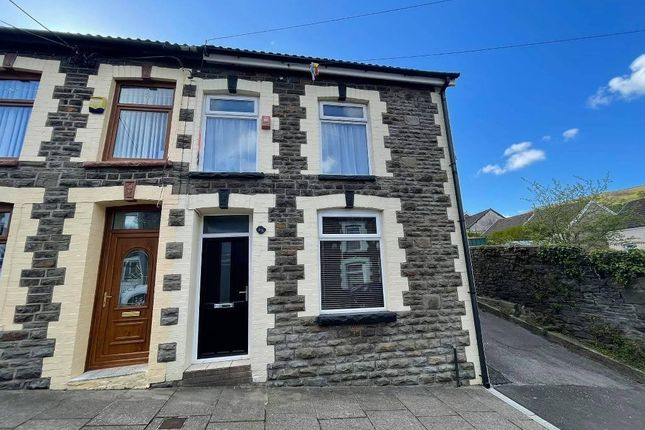 2 bed semi-detached house to rent in Library Road, Penygraig -, Tonypandy CF40