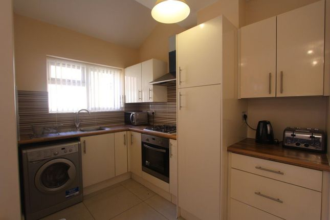 Thumbnail Flat to rent in Abingdon Road, Leicester