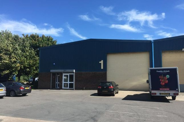 Thumbnail Industrial to let in Unit, Unit 1 Lescren Way, Avonmouth Way, Avonmouth