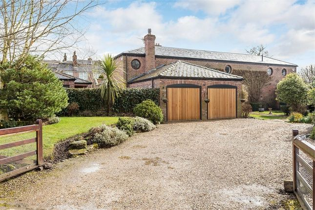 4 bed barn conversion for sale in Birtles Lane, Over Alderley, Cheshire