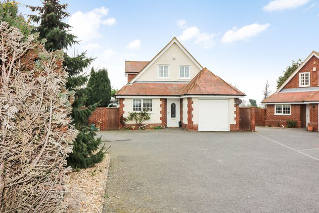 Thumbnail Detached house to rent in The Copse, Swaynes Way, Eastry, Sandwich
