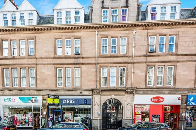 Thumbnail Flat for sale in Queensgate, Inverness