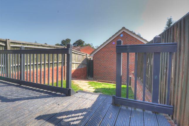 Garden of Redcote Close, Southampton SO18