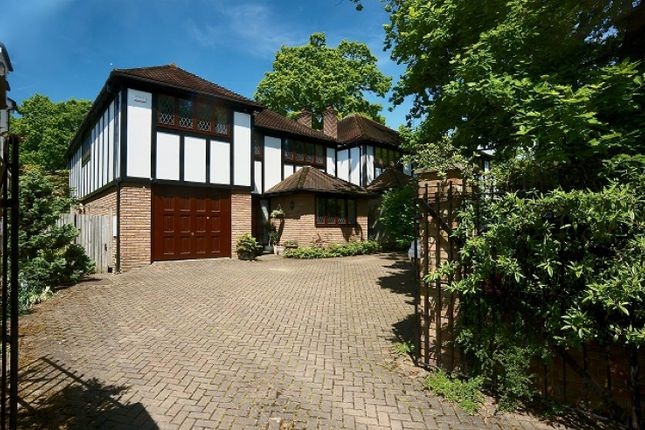 Thumbnail Detached house for sale in Dulwich Wood Park, London