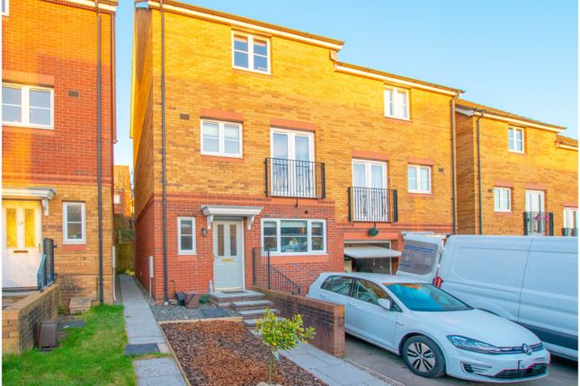 3 bed semi-detached house for sale in Cottingham Drive, Cardiff CF23