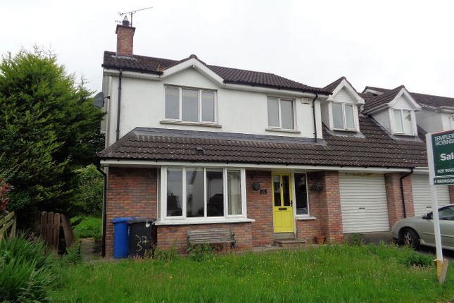 Thumbnail Semi-detached house for sale in Glenveigh, Newry