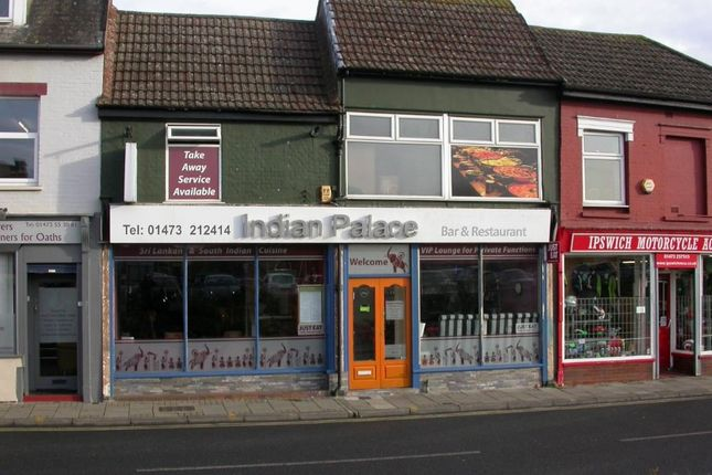 Thumbnail Retail premises for sale in 39 Upper Orwell Street, Ipswich, Suffolk