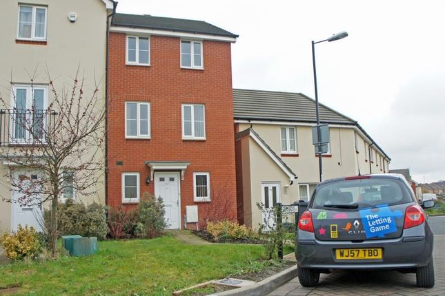 Thumbnail Semi-detached house to rent in Eden Grove, Horfield, Bristol