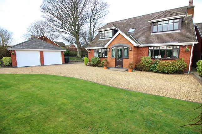 Thumbnail Detached house to rent in Renacres Lane, Halsall