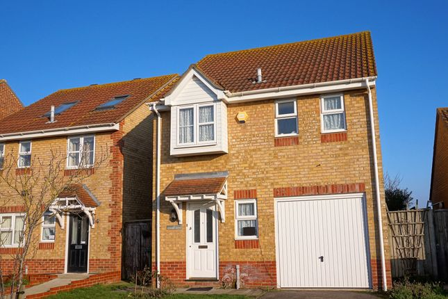 Thumbnail Detached house for sale in Condor Close, Warden, Sheerness