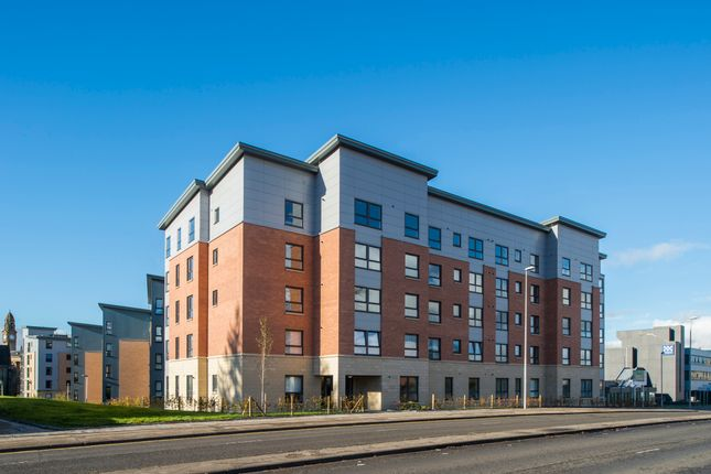 1 bed flat for sale in Abbey Place, Paisley