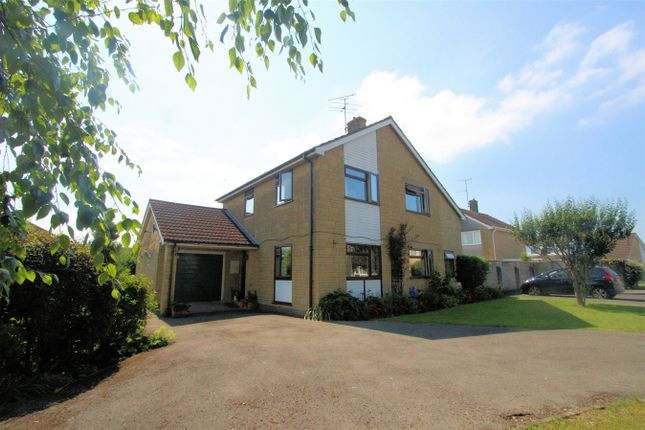 Thumbnail Detached house for sale in Horsford Road, Charfield, Wotton-Under-Edge, Gloucestershire